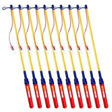 10er Pack Laternenhalter Laternenstab  ca. 48cm Laternen Stab Laterne Lampion