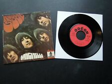 THE BEATLES EP ' MICHELLE ' ODEON MEO 102 FRANCE - EX !
