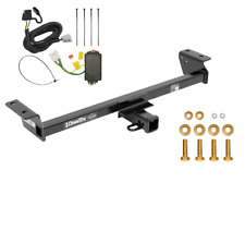 Trailer Tow Hitch For 16-18 Lexus RX350 RX450h Receiver w/ Wiring Harness Kit