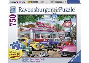 Ravensburger Meet you at Jack's Large Format Puzzle 750pc