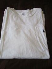 Polo Ralph Lauren Men's Clothing~White Cotton Short Sleeve Top~Size 2XB