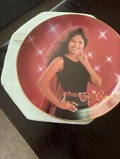 Nib Rare Selena Quintanilla Perez Forever Bradford Exchange Plate