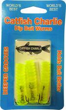 NEW! Catfish DBG-3-07 Dip Bait Worm