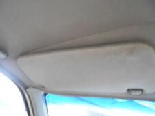 1994 Nissan D21 Navara LHF Sun Visor S/N# V6822 BH6500