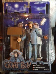 X Toys Saturday Night Live Series I GOAT BOY New In Box 2000