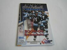 2004/05 OHL TORONTO ST. MICHAELS MAJORS POCKET SCHEDULE***SCOTIABANK***