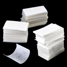 400 Pcs Nail Art Cotton Wipes Acrylic Gel Tips Remover Manicure Accessories