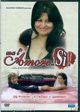 Ma l'amore... Sì (2006) DVD NUOVO SIGILLATO Anna Maria Barbera. Rodolfo Laganà