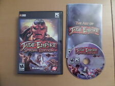 Jade Empire Special Edition Box & Art Book PCDVD    #9