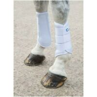 Shires Arma Neoprene Brushing Boots in White