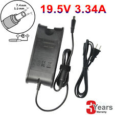 for DELL 19.5V 3.34A 65W AC Power Adapter Charger LA65NS2-01 PA-12 Family