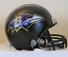 Ted Marchibroda Signed Baltimore Ravens Mini Helmet Very 1st Head Coach