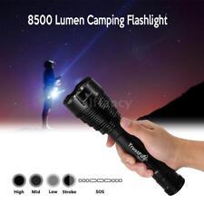 TrustFire 7-LED Super Bright 8500LM Flashlight Torch 5 Mode Camping Lamp AU F0I0