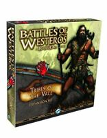 Fantasy Flight Battles Of Westeros Tribes Of The Vale Expansion FFG BW06