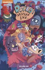 Rockos Modern Life Tpb Vol 1 Reps #1-4 Kaboom! New/Unread