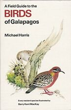 Field Guide to the Birds of Galapagos (Collins Po... by Harris, Michael Hardback