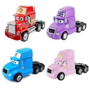 Disney Pixar Cars Mini Racers Metal Series 2021 Mack Box New 2021