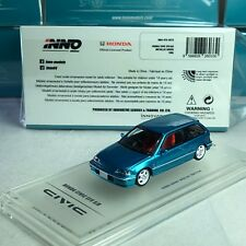 1/64 INNO64 Honda Civic EF9 SiR Green Met Edition special for TINY available