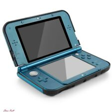 Nintendo 3Ds Case Cover Plastic Aluminium Protective Snap On Hard Shell Skin New