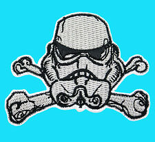 STAR WARS - Imperial Storm Trooper Episode Retro Embroidered - Iron Sew On Patch