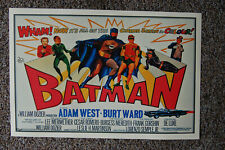 Batman Movie poster Lobby Card #5 Adam West Burt Ward