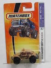 MATCHBOX 2005 VOLKSWAGEN BEETLE 4X4 #74