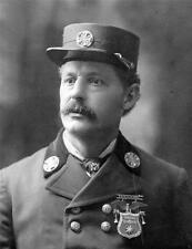 Old Photo. Kansas City, MO.  Fire Chief