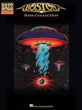 BOSTON BASS GUITAR TAB SHEET MUSIC SONG BOOK NEW