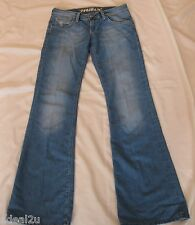 MAVI Blue Jeans Sz 2  Low Rise Flare Cut Excellent Condition ***LOOK***