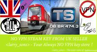 Train Simulator: DB BR 474.3 EMU Add-On DLC Steam key Region Free