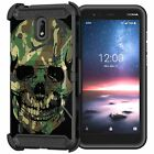 For Nokia 3.1C / Nokia 3.1A Triple Combo Holster Belt Clip Case