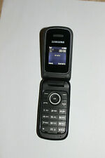 Samsung GT E1190 - Titan Gray (Ohne Simlock) Handy Klapphandy