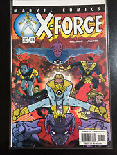 X-FORCE (1991 Series) #116 1st Appearance Zeitgeist Doop Deadpool 2 movie NM