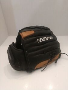 """Easton Black Magic Glove Left Hand Throwing 12"""" Ideal Fit"""
