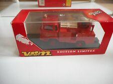 Verem Hotchkiss Fire ENGINE in Red in Box