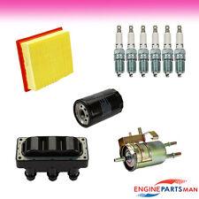 TK Fits 00-02 Ford Ranger V6 3.0L Tune up Kit Ignition Coil Plug Filters