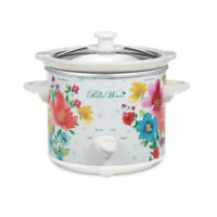 The Pioneer Woman 1.5 Quart Slow Cooker Breezy Blossom