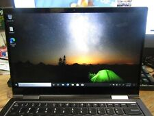 Lenovo Thinkpad X1 4th Generation X1 Yoga Core i7 10th Gen 2.3Ghz 16gb mem