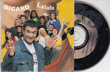 CD CARTONNE CARDSLEEVE PICTURE BIGARD LALALA 3T DE 2001