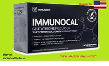 """IMMUNOCAL 30 PK ,Natural source of Glutathione- """"NEW IMAGE"""""""
