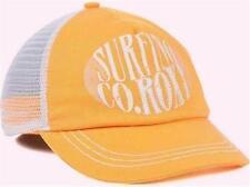 Cute! New Licensed Roxy Surf Co Mesh Back Trucker Fashion Hat Yel Adjustable sa