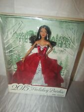 African American 2015 Holiday Barbie