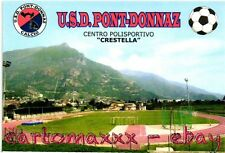 Donnas, Aosta - USD Pont-Donnaz - Stadio Campo Sportivo - Non Viaggiata - SC157