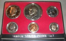 1973 S United States Six 6 Coin Proof Set in Plastic Holder