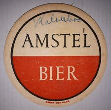 ANCIEN SOUS BOCK - AMSTEL BIER - CARPA DEN HAAG