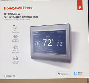 Honeywell Home RTH9585WF1006 Smart Color Thermostat Brand New Factory Sealed!