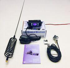 Team CB Funkgerät Mini Com Starter Set + Stachel Antenne Große Unterlegscheiben