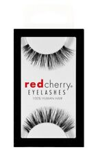 Red Cherry #415 Lashes - 100% Human Hair False Eyelashes - High Quality Lashes!