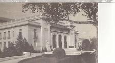 Front   Pan American Union Building   Washington DC  Unused Postcard 62516