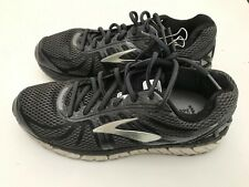 BROOKS BEAST 16 Running Shoes, Grey/Black, Size 9.5